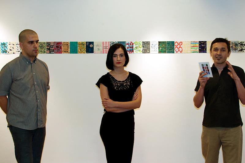 Zoran Zelenika, Đenita Kuštrić i Ivan Vukoja