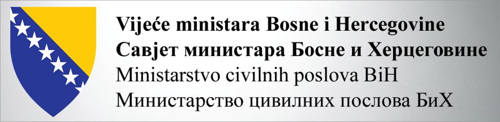 Ministarstvo civilnih poslova BiH
