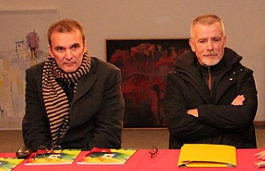 Marko Musovic i Stjepan Skoko
